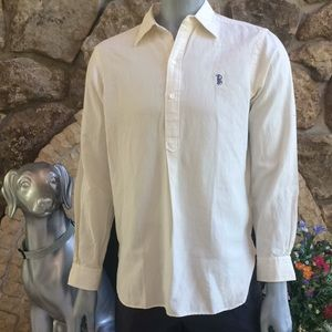 NWOT Polo Ralph Lauren Popover Long Sleeve Shirt